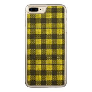 Capa iPhone 8 Plus/ 7 Plus Carved Olhar Checkered de serapilheira do teste padrão do