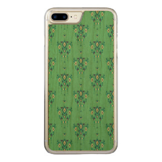 Capa iPhone 8 Plus/ 7 Plus Carved Ornamento asteca tribal étnico do vintage
