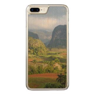 Capa iPhone 8 Plus/ 7 Plus Carved Paisagem panorâmico do vale, Cuba