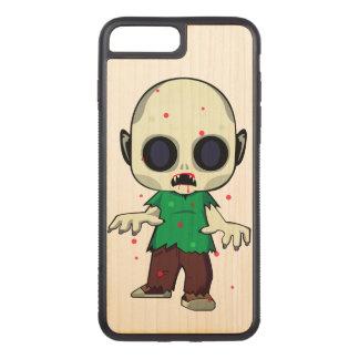 Capa iPhone 8 Plus/ 7 Plus Carved Pirralho do zombi