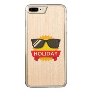 Capa iPhone 8 Plus/ 7 Plus Carved Sol legal dos sunglass