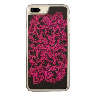 Capa iPhone 8 Plus/ 7 Plus Carved Teste padrão decorativo, étnico,