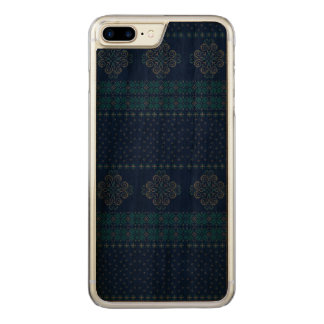Capa iPhone 8 Plus/ 7 Plus Carved Teste padrão feito malha Natal