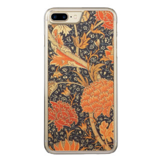 Capa iPhone 8 Plus/ 7 Plus Carved Teste padrão floral de Nouveau da arte de William