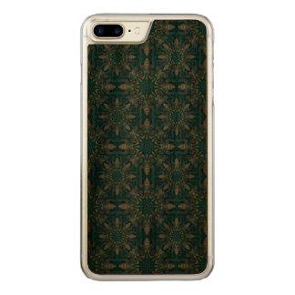 Capa iPhone 8 Plus/ 7 Plus Carved Teste padrão floral étnico abstrato colorido de da