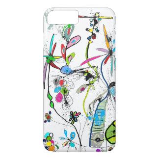 Capa iPhone 8 Plus/7 Plus Casco iPhone 8 mais/7 mais, Alice' s Garden