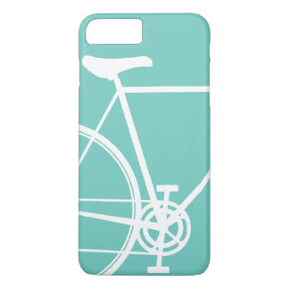 Capa iPhone 8 Plus/7 Plus Case mate abstrata da bicicleta de Torquoise mal