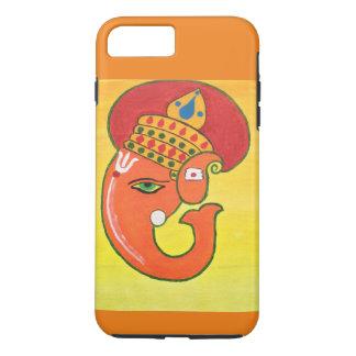 Capa iPhone 8 Plus/7 Plus caso de Ganesha do iphone