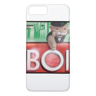 Capa iPhone 8 Plus/7 Plus Caso de Iphone BOI