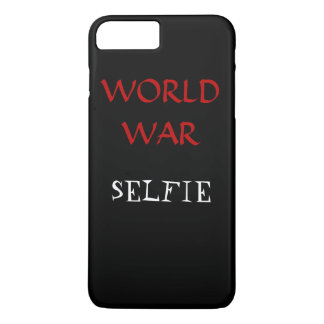 Capa iPhone 8 Plus/7 Plus Caso de Selfie Iphone 7 da guerra mundial