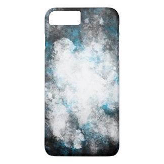 Capa iPhone 8 Plus/7 Plus Caso de Smartphone. Abstrato e projeto elegante
