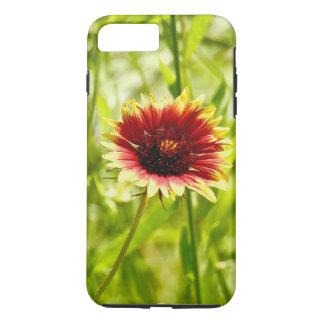 Capa iPhone 8 Plus/7 Plus Caso de Smartphone da margarida