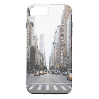 Capa iPhone 8 Plus/7 Plus Caso do iPhone 7 do defensor de New York