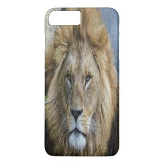 Capa iPhone 8 Plus/7 Plus Caso do iPhone 7 do leão do rei