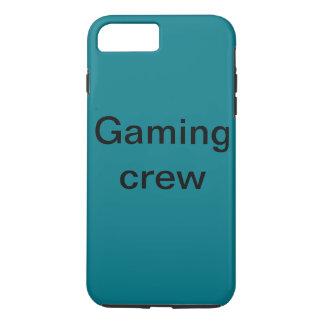 Capa iPhone 8 Plus/7 Plus Caso do jogo