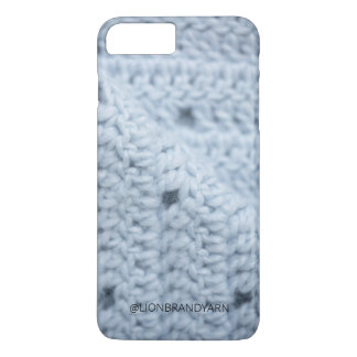 Capa iPhone 8 Plus/7 Plus Caso do telemóvel do Crochet