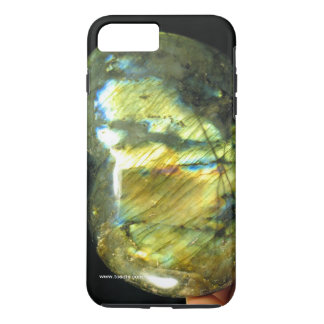 Capa iPhone 8 Plus/7 Plus Caso instantâneo brilhante do telemóvel da
