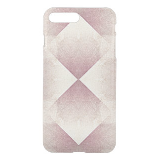 Capa iPhone 8 Plus/7 Plus Caso positivo de IPhone 7 cor-de-rosa do diamante