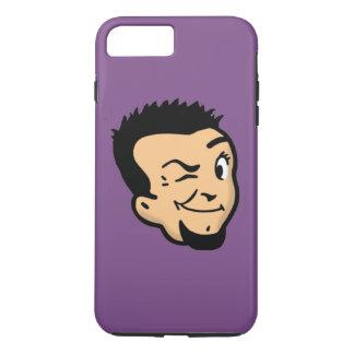 Capa iPhone 8 Plus/7 Plus caso positivo do iphone 7