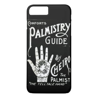 Capa iPhone 8 Plus/7 Plus Caso positivo do iPhone 7 do guia do Palmistry