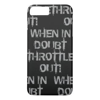 Capa iPhone 8 Plus/7 Plus caso positivo do iPhone 7 (WIDTO)