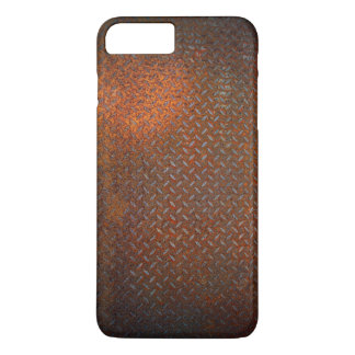 Capa iPhone 8 Plus/7 Plus Caso positivo oxidado do iphone 6 da placa da