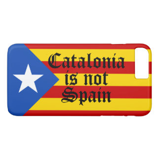 Capa iPhone 8 Plus/7 Plus Catalonia não é caso positivo do iPhone 8 de
