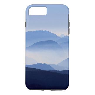 Capa iPhone 8 Plus/7 Plus Cena de relaxamento meditativo da paisagem das