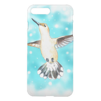 Capa iPhone 8 Plus/7 Plus Céu do colibri