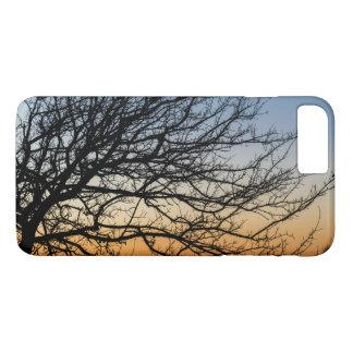 Capa iPhone 8 Plus/7 Plus Céu do inclinação no inverno