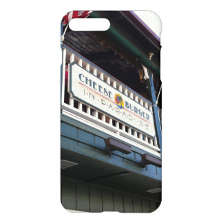 Capa iPhone 8 Plus/7 Plus Cheeseburger no paraíso, Lahaina, Maui, Havaí