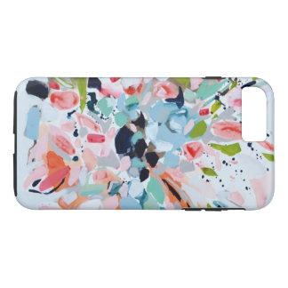 Capa iPhone 8 Plus/7 Plus Cobrir colorido do telefone do divertimento