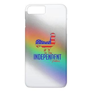 Capa iPhone 8 Plus/7 Plus Cobrir independente de Iphone dos eleitores