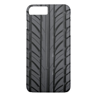 Capa iPhone 8 Plus/7 Plus Cobrir Sportscar de Iphone do passo do pneu