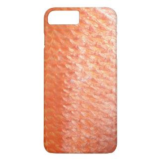 Capa iPhone 8 Plus/7 Plus Cobrir vermelho do telefone dos peixes