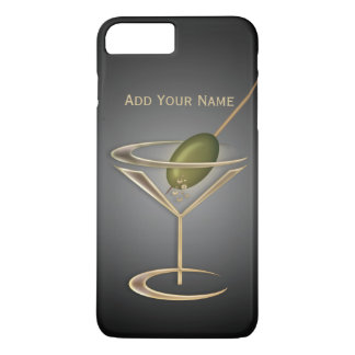 Capa iPhone 8 Plus/7 Plus Cocktail bonitos personalizados
