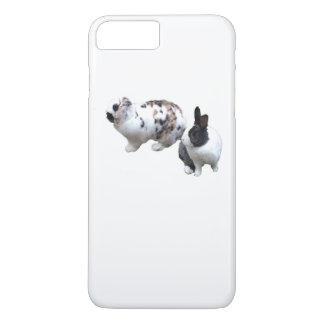 Capa iPhone 8 Plus/7 Plus Coelho Hunny