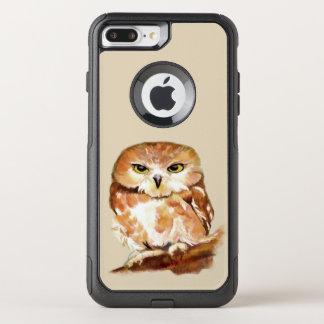 Capa iPhone 8 Plus/7 Plus Commuter OtterBox A aguarela viu para whet a arte da natureza do