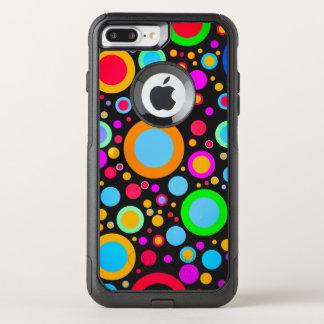 Capa iPhone 8 Plus/7 Plus Commuter OtterBox A vida é colorida