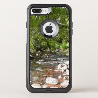 Capa iPhone 8 Plus/7 Plus Commuter OtterBox Angra II do carvalho na fotografia da natureza da