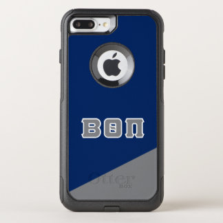 Capa iPhone 8 Plus/7 Plus Commuter OtterBox Beta letras do grego do Pi | da teta