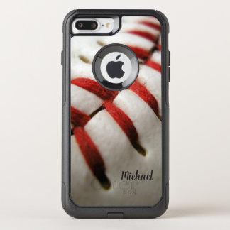 Capa iPhone 8 Plus/7 Plus Commuter OtterBox Bola do basebol