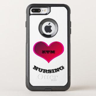 Capa iPhone 8 Plus/7 Plus Commuter OtterBox Caso dos cuidados do amor de APPLE 7 I