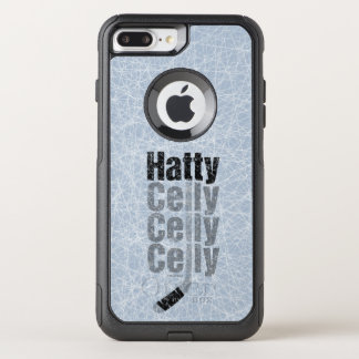 Capa iPhone 8 Plus/7 Plus Commuter OtterBox Celly Celly Celly (hóquei)