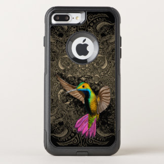 Capa iPhone 8 Plus/7 Plus Commuter OtterBox Colibri em vôo