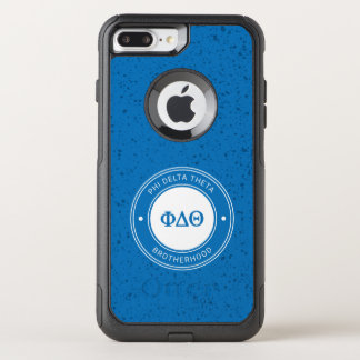 Capa iPhone 8 Plus/7 Plus Commuter OtterBox Crachá da teta | do delta da phi