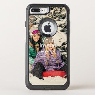Capa iPhone 8 Plus/7 Plus Commuter OtterBox Criar sua própria transferência de arquivo pela