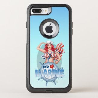 "Capa iPhone 8 Plus/7 Plus Commuter OtterBox CS positivo do iPhone 7 ""SEXY"" dos EUA Apple   do"