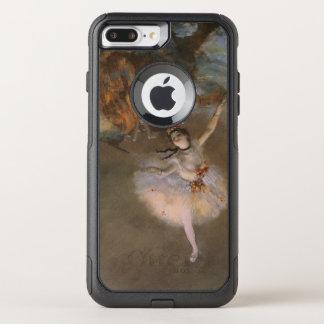 Capa iPhone 8 Plus/7 Plus Commuter OtterBox Desgaseifique a estrela