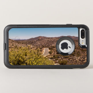 Capa iPhone 8 Plus/7 Plus Commuter OtterBox Estrada só do deserto da árvore de Joshua
